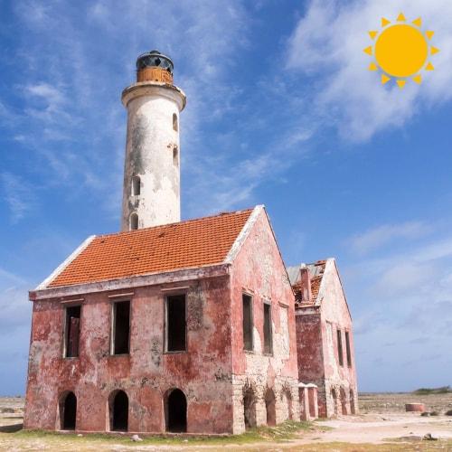 lighthouse klein curacao
